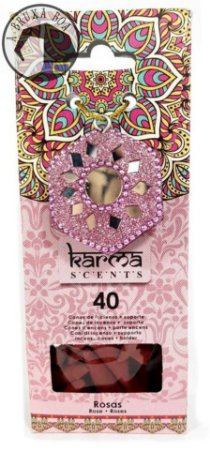 Incenso Karma Scents - Rosas