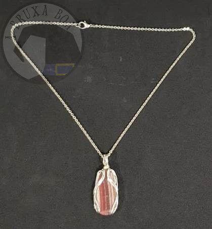 Amuleto Rodocrosita