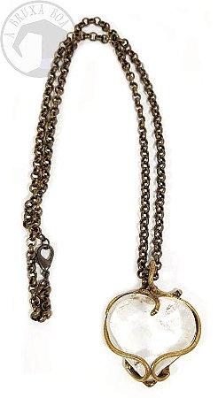 Amuleto - Coração de Cristal