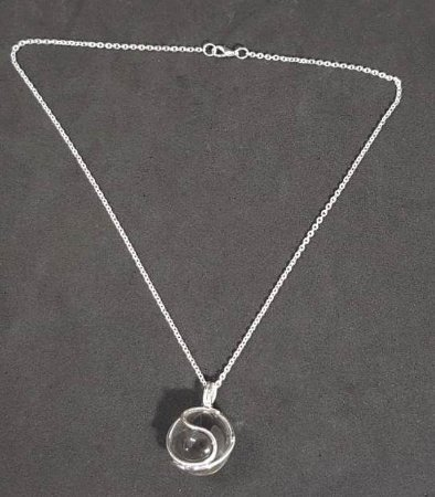 Amuleto - Esfera de Cristal