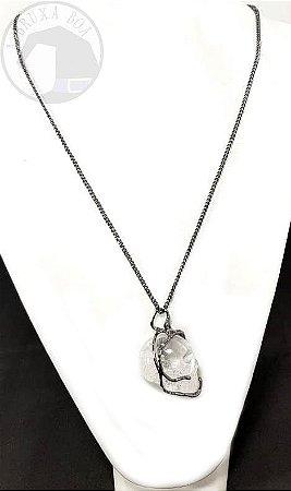 Amuleto - Crânio de Cristal