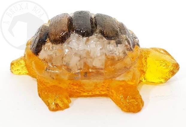 Tartaruga em Orgonite