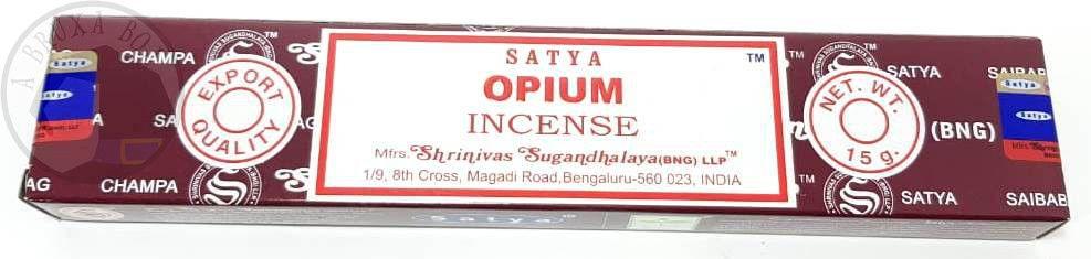 Incenso Opium - Satya