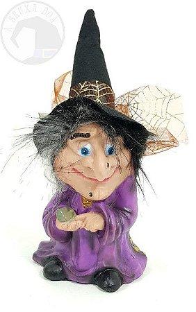 Bruxa Marion - A Bruxa da Pedra Mágica e Livrinho de Adivinhações