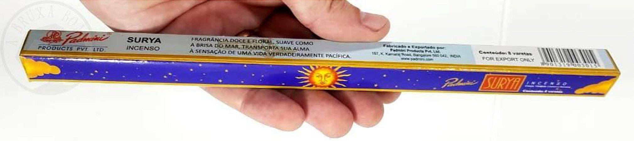 Incenso Surya (Sol) - Padmini