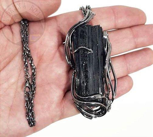 Amuleto - Turmalina Negra