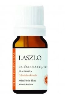 Óleo Essencial de Calêndula (Co2-TO) - Laszlo - Frasco com 5ml