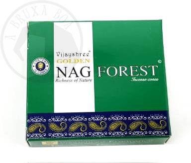 Incenso Nag Forest - Cone Massala