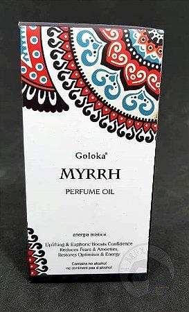 Myrra - Perfume Oil - Energia Mística (Perfume Indiano - Mirra)