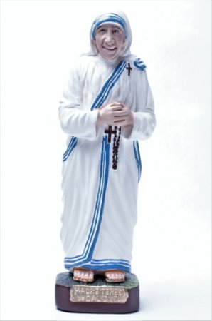 Imagem de Madre Teresa de Calcutá - 20cm - Gesso