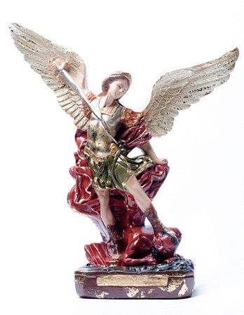 Imagem de São Miguel Arcanjo - 30cm - Barroco