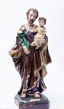 Imagem de São José - 30cm - Barroco