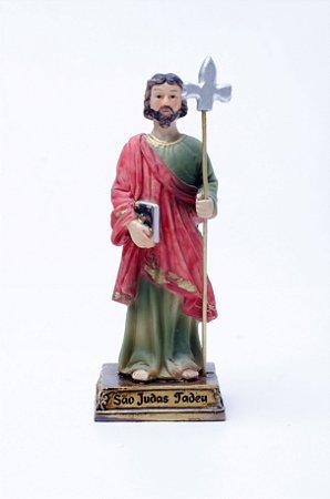 Imagem de São Judas Tadeu - 9cm - Resina