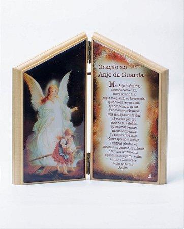 Oração de Mesa - Anjo da Guarda