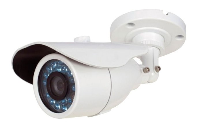 Câmera AHD-M Infravermelho 1.0 Megapixel HD 720p 35 Metros 3.6mm - JTC AHPF5