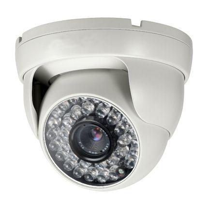 Câmera Dome HDCVI Infravermelho 1.0 Megapixel HD 720p 25 Metros 3.6mm - JTC-CVI40