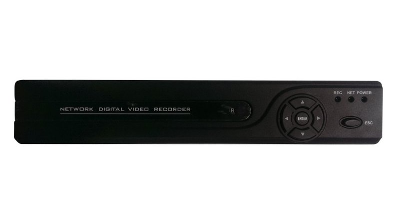 DVR HVR NVR Stand Alone HDCVI TRÍBIDO 8 Canais FULL HD 1080p - JTC 7108SF
