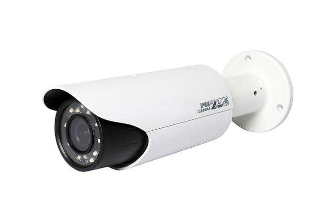 Câmera HDCVI Varifocal Infravermelho 1.3 Megapixel HD 960p 40 Metros 2.8-12mm - JTC-CVIJ5