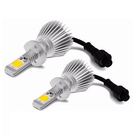 Lâmpada Super Led H1 Branca - Par (2 unidades)