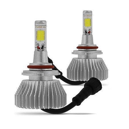 Lâmpada Super Led HB3 Branca - Par (2 unidades)