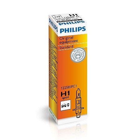 Lâmpada H1 Philips Standard - Par (2 unidades)