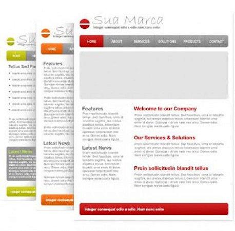 Criação e Manutenção de Landing Pages em Sites Parceiros
