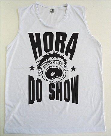 REGATA MACHÃO HORA DO SHOW