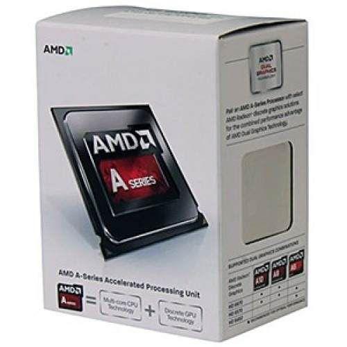 PROCESSADOR AMD  A4 6300  FM2