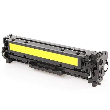 Toner CF382A CE412A Compativel Amarelo HP M375 M451 475 M476 Universal