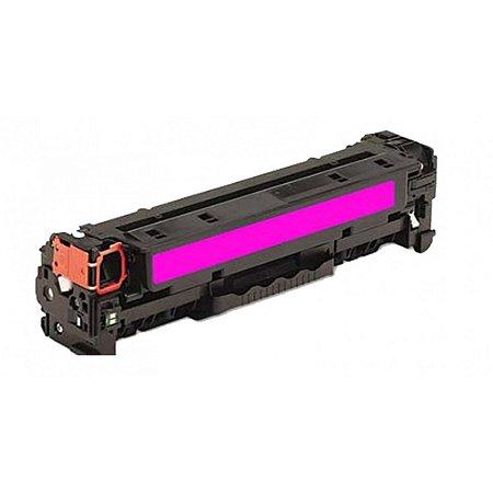 Toner CF383A CE413A CC533A Compativel Magenta HP M375 M451 475 M476 CP2025 CM2320 Universal