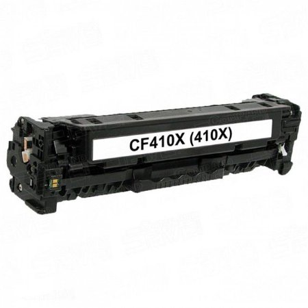 Toner CF410X Preto Compativel HP M452DN M452DW M452MW M477DN M477DW M477MW 6,5K