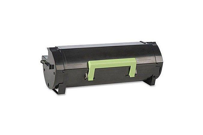 Toner Lexmark 50F4U00 50FBH00 Black 20K Compatível