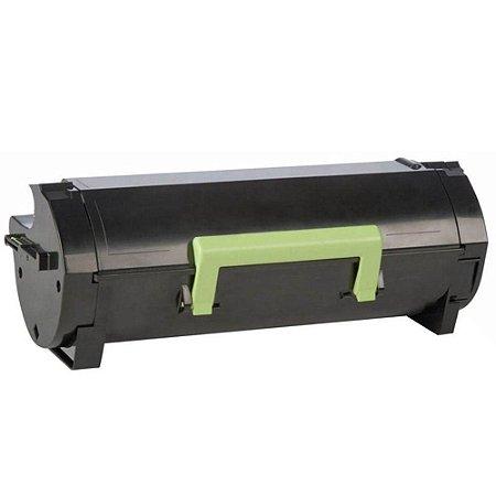 Toner Compatível Lexmark 60F4X00 60FBX00 604X MX511de MX611dhe 20K