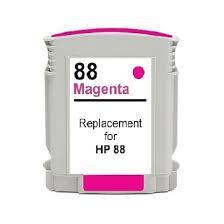 Cartucho HP 88XL Magenta C9392AL Compatível