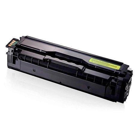 Toner CLT-Y504S Y504S Y504 Compativel Amarelo Samsung CLX-4195FW CLX4195 CLP 415 CLP415NW