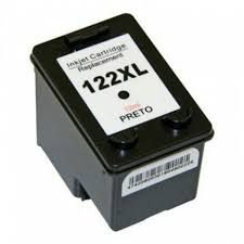 Cartucho HP 122XL Preto | CH563HB | 12ML Compativel