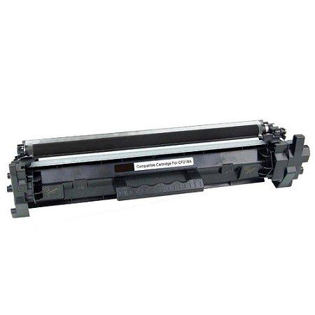 Toner compativel HP CF218A CF218 18A SEM CHIP | M132NW M132FN M132FW M132A M132SNW M132FP
