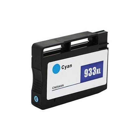 Cartucho de Tinta Compatível HP 933XL CN054A 18ML Ciano