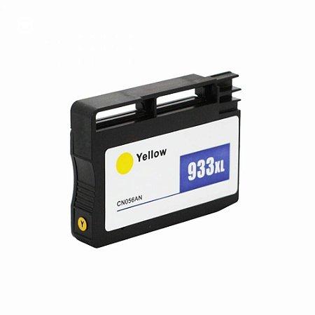 Cartucho de Tinta Compatível HP 933XL CN056A 18ML Amarelo