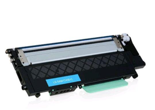 Toner Samsung CLT-C404S 404S C430 C430W C433W C480 C480W C480FN C480FW Ciano Compativel 1.5k