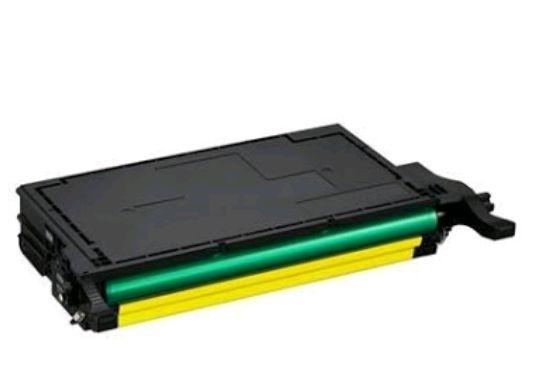 Toner Samsung Y609 CLT-Y609S CLP775 CLP-770ND CLP 775ND CLP770 Amarelo Compatível 7k