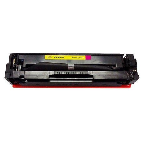 Toner Compativel CF413A 13A Magenta HP| M452DW M452DN M477FDW M477FNW M477FDN