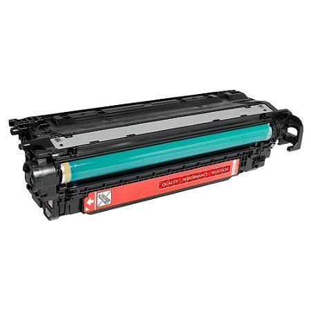 Toner CE403A 403A CE253A 253A Magenta 507A HP M575 M551 CE250A 250A CM3530 CP3525 Compativel Universal