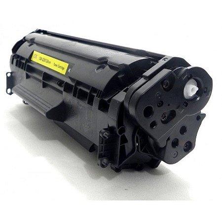 Toner Compatível Q2612A Black HP 1010 1020 1022 AGS