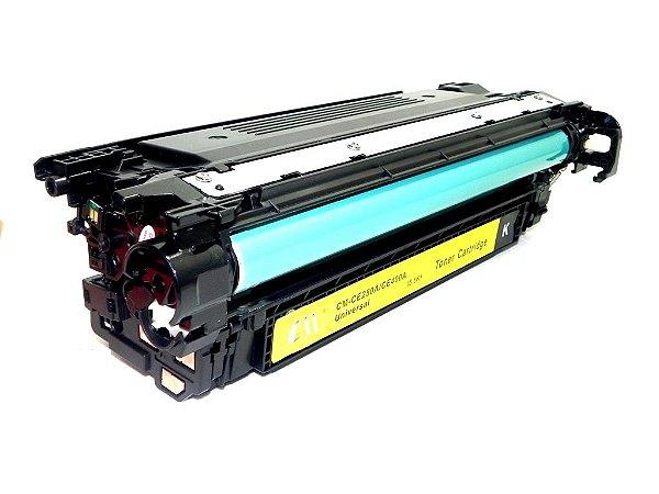 Toner CP3525 CE250A Preto 3525 CM3530 Compatível