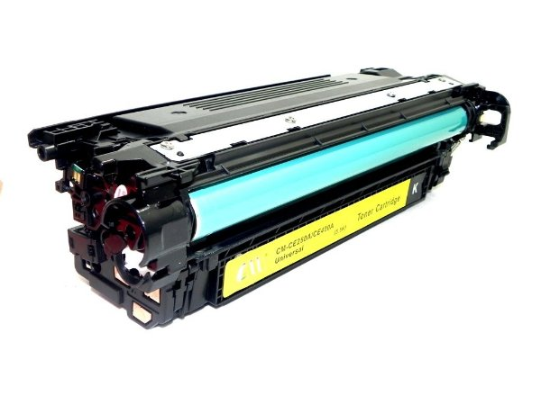 Toner CE250X 250X Preto HP CM3525X CM3525N CM3525DN CM3525 Compatível