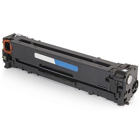 Toner CF211A CE321A CB541A Azul HP CM1415 HP Pro 200 M251 M276 Compatível Universal