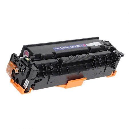 Toner CE413A 413A Magenta HP Pro 300 M351 M375 M451 M475 Compativel AGS