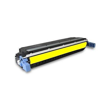 Toner C9732A C9732 Yellow Compativel HP 5500 5550 5550dtn 5550dn
