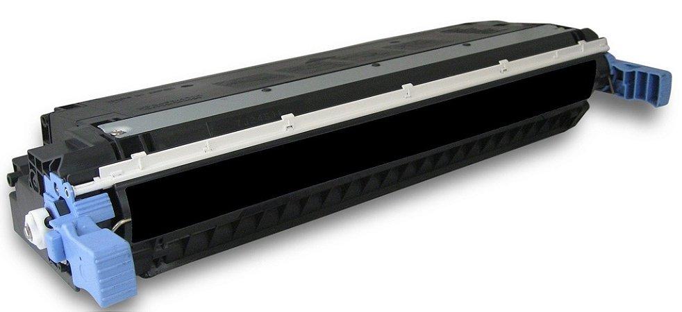 Toner Q6470A Q6470 6470 Compativel Preto HP 3600 3800 CP3505 Compatível